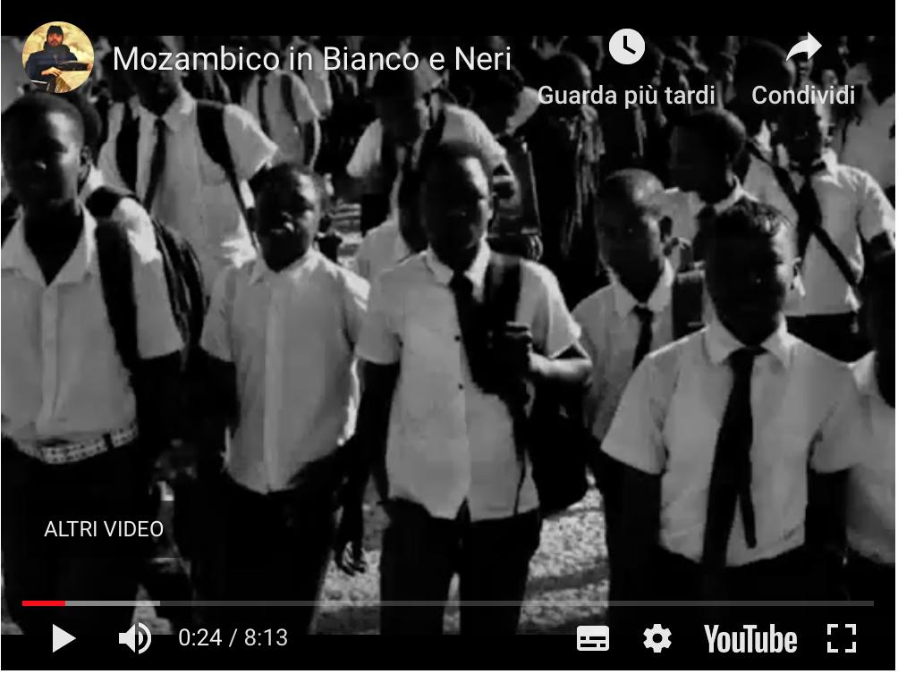 Mozambico in Bianco e Neri