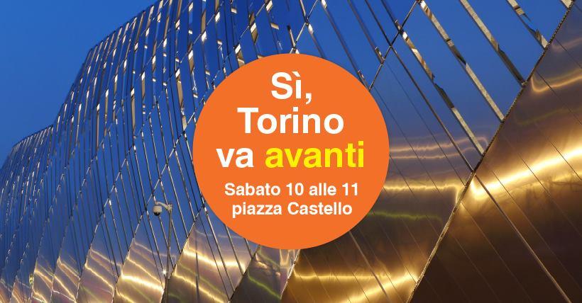 Sì, Torino va avanti