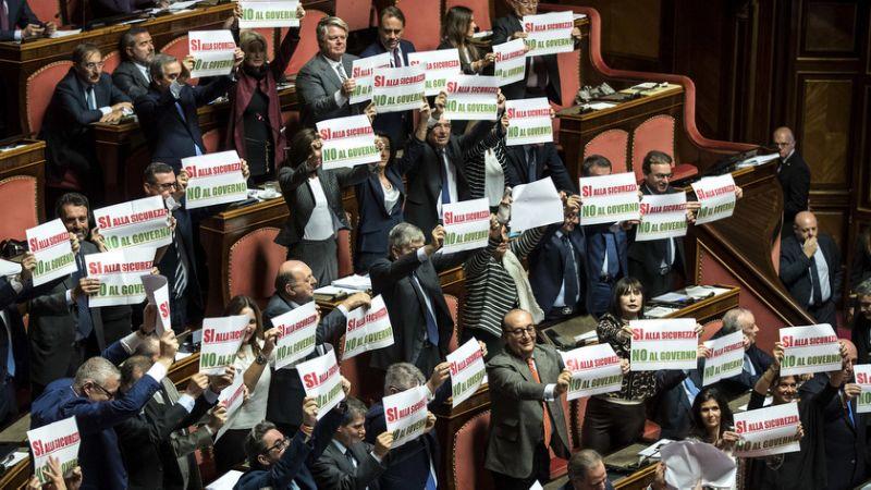 """""""Decreto Legge Sicurezza"""" incontro con Luigi Bobba al Circolo PD Borgosesia-Serravalle"""