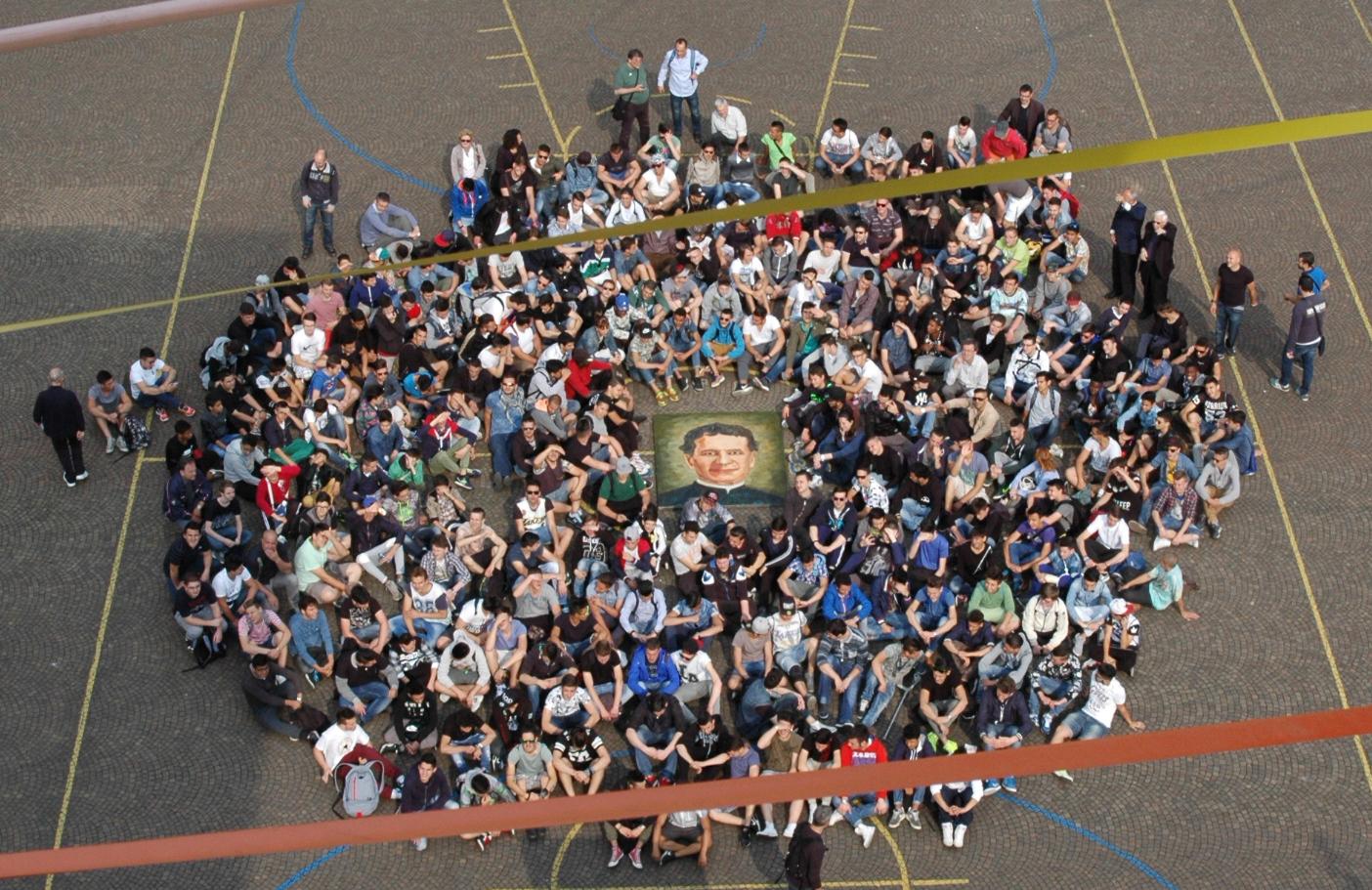 Luigi Bobba alla festa di Don Bosco del CNOS-FAP Piemonte a Vercelli