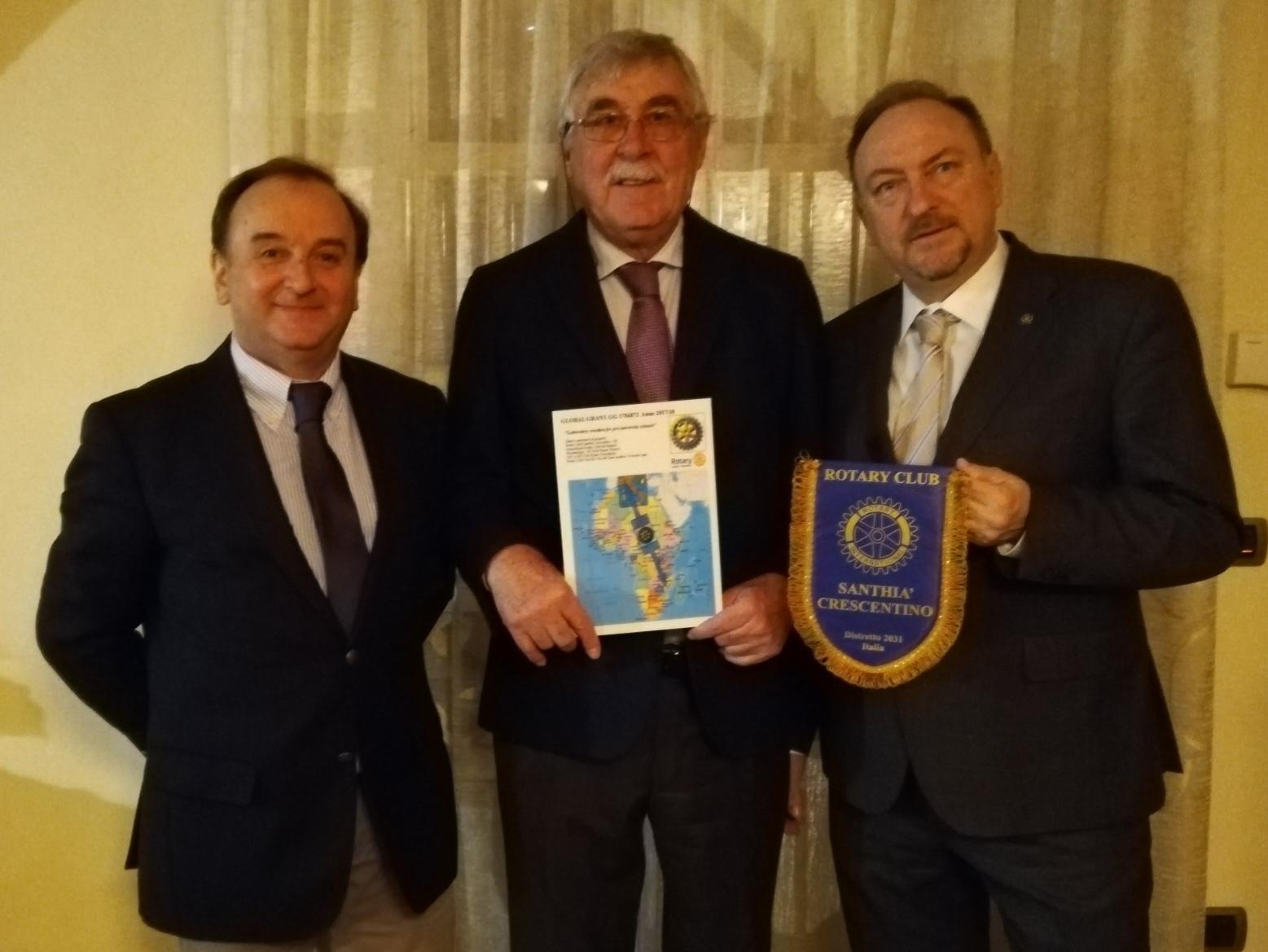 """Luigi Bobba: """"in Mozambico con le Acli e con il Rotary per migliorare la scuola tecnico professionale Estrela do Mar"""""""