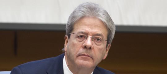 Le tasse sono aumentate di nuovo dopo sei anni, dice Gentiloni