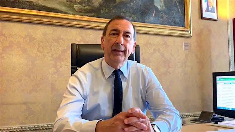 Video testimonianza del Sindaco di Milano Beppe SALA a sostegno di Maura FORTE Sindaco di Vercelli e contro Tiramani