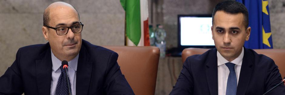 """""""No caro Franceschini, tra Pd e M5s non ci possono essere intese"""""""