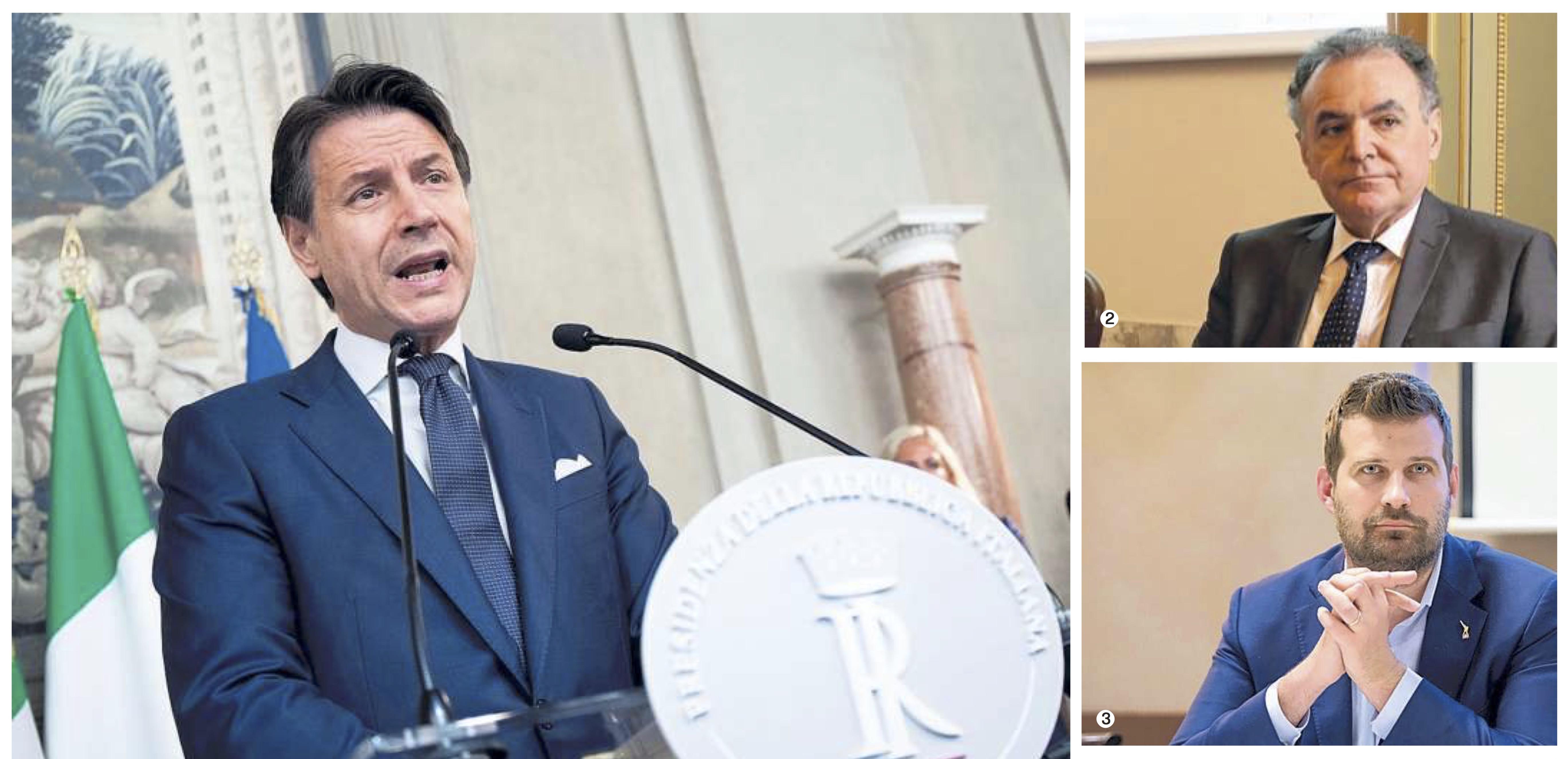 """Da """"mostro"""" a """"governo di necessità"""" Il Conte Bis visto dai politici vercellesi"""