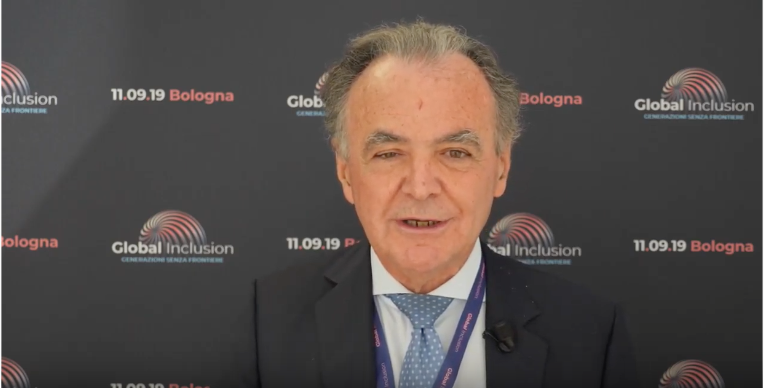 [video] Luigi Bobba, Presidente del Comitato Global Inclusion Art. 3