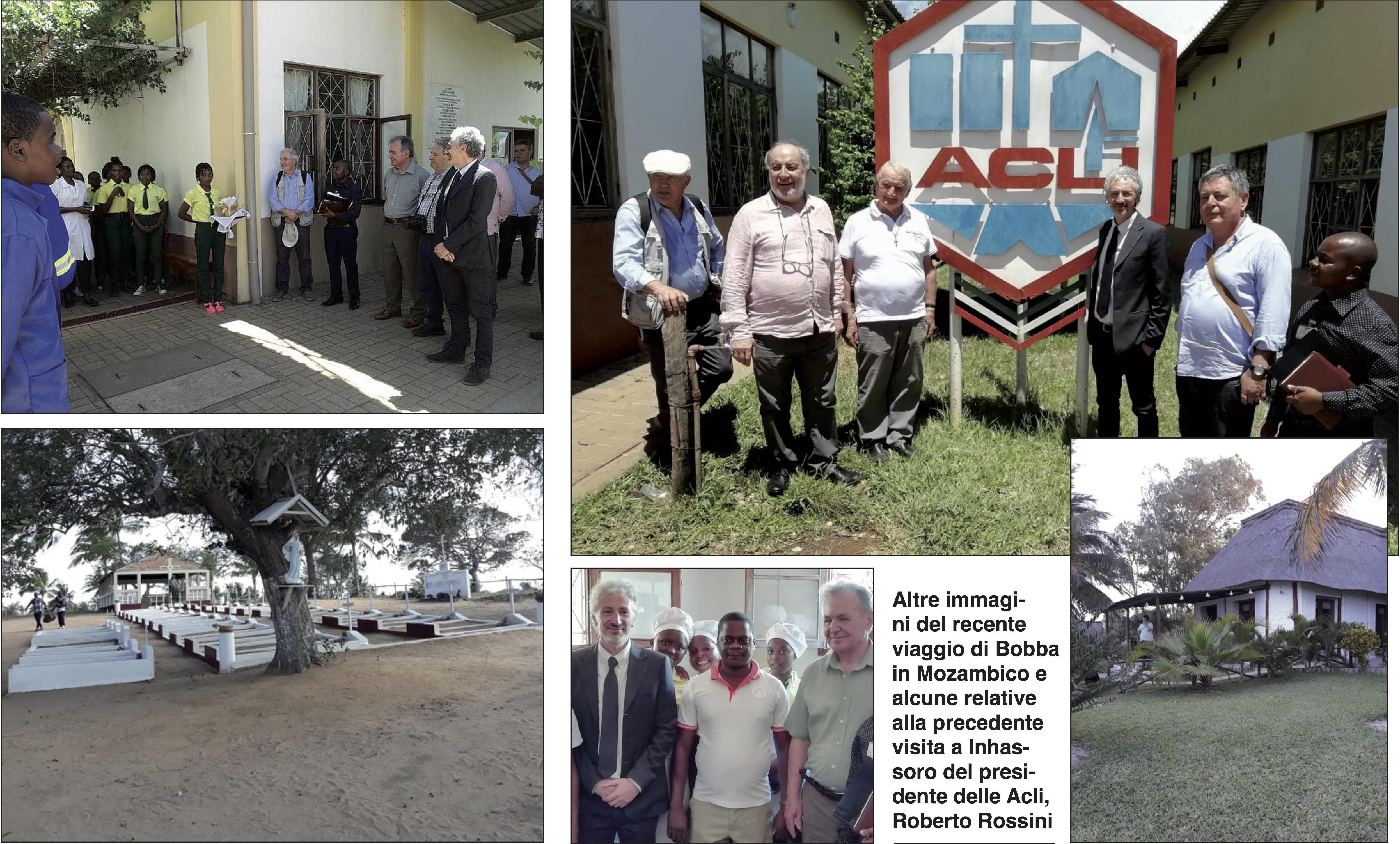 INHASSORO / La Estrela do mar: 850 alunni e una nuova scuola secondaria di base