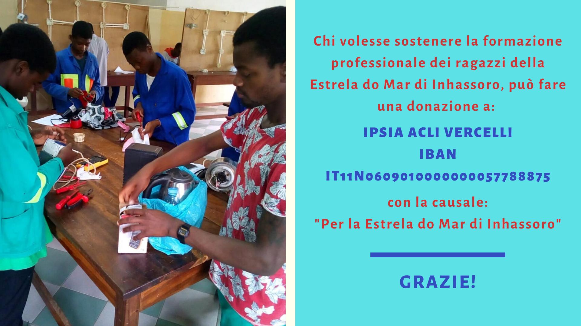 Escola Estrela do Mar: non solo luogo di apprendimento ma anche laboratorio per fare cose utili per la comunità