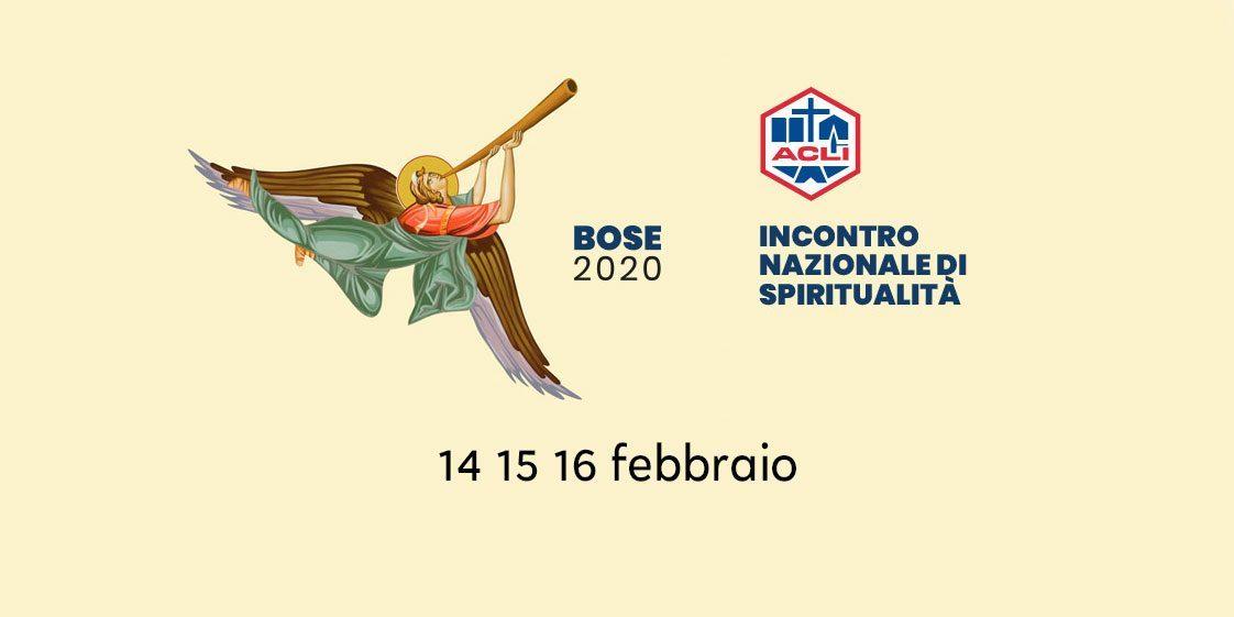 Come parlare di spiritualità nel nostro tempo? Le Acli ne discutono a Bose dal 14 al 16 febbraio
