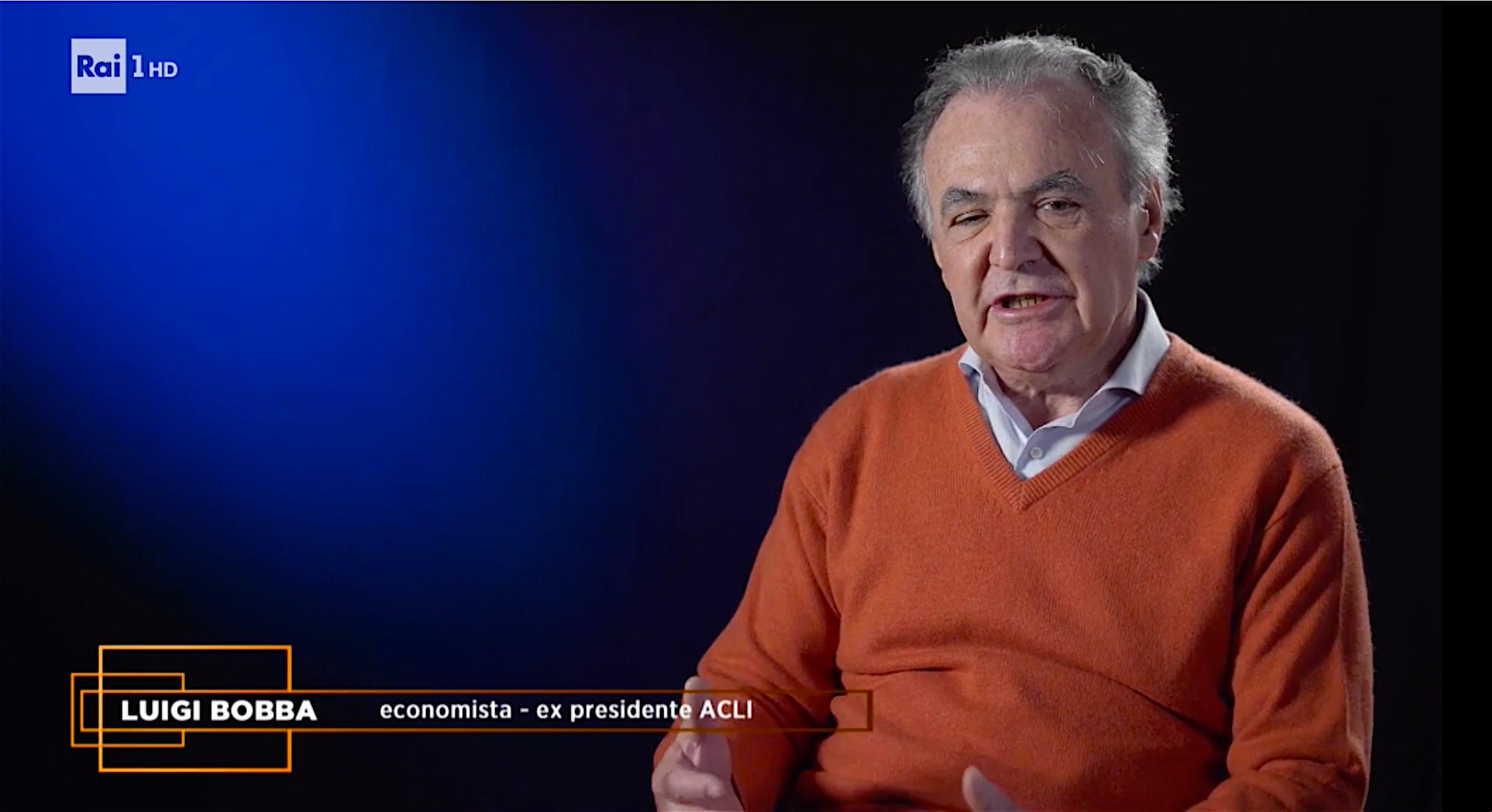 """Frontiere: """"Che fare?"""". Luigi Bobba ospite di Franco Di Mare a RaiPlay"""