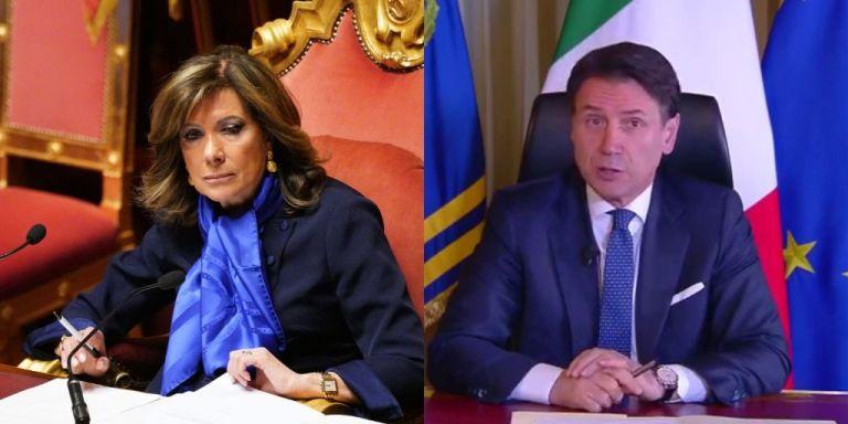 Conte e Casellati inviano un messaggio per la presentazione di Terzjus, Osservatorio giuridico del Terzo settore