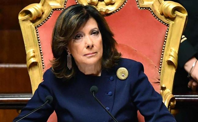 Terzjus incontra la Presidente del Senato, Sen. Maria Elisabetta Alberti Casellati