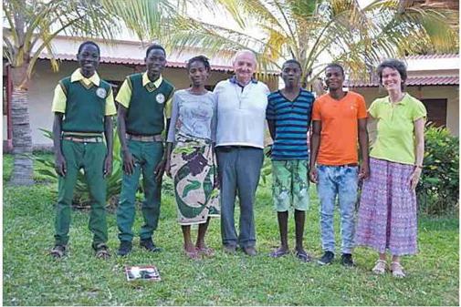 Alla scuola Estrela do Mar –Ci sono 4 posti per il servizio civile in Mozambico
