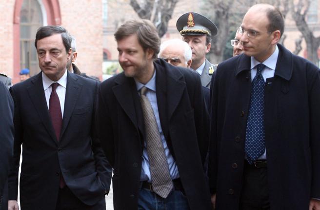 «Con Letta. per il Pd inizia la fase 3 Sulle elezioni si torni al Mattarellum»