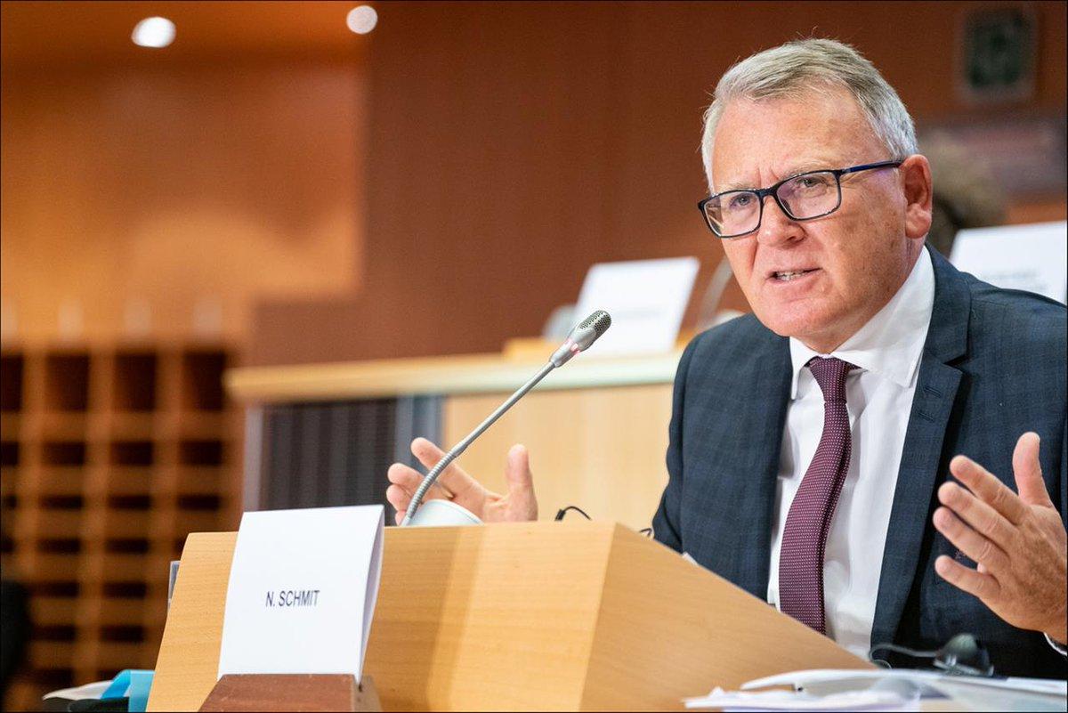 Nicolas Schmit: «Così costruirò il Piano d'Azione per il Pilastro sociale europeo»