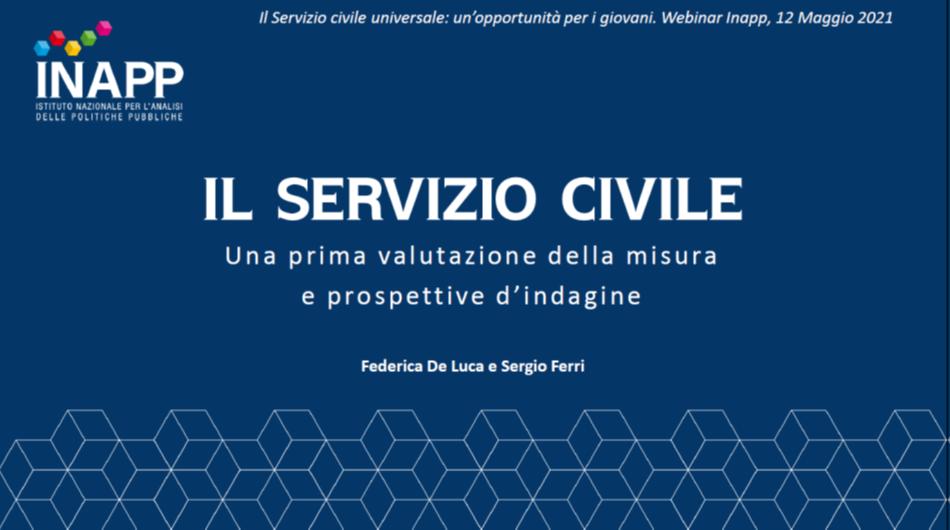 Gli effetti del Servizio civile sull'occupabilità dei giovani. Una stima tramite Statistical Matching