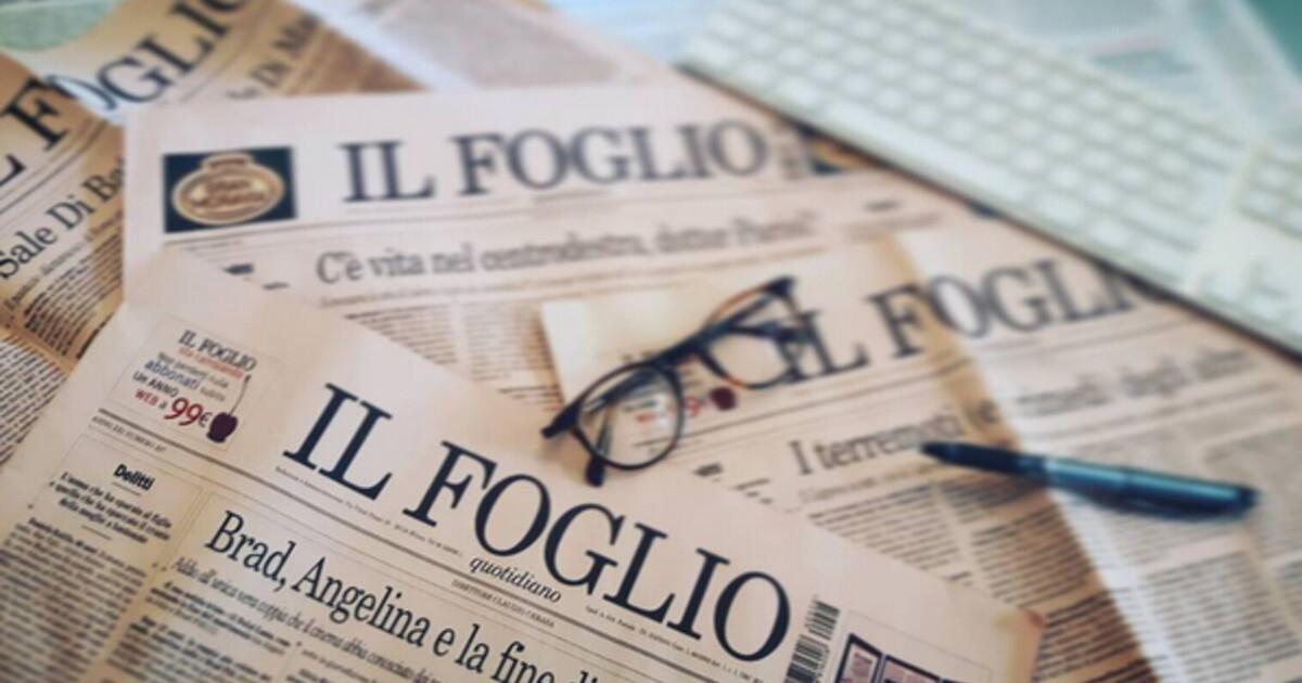 """Luigi Bobba: """"Un nuovo fisco passa dal fattore famiglia"""" – Il Foglio, pag.3, 21.07.2021"""