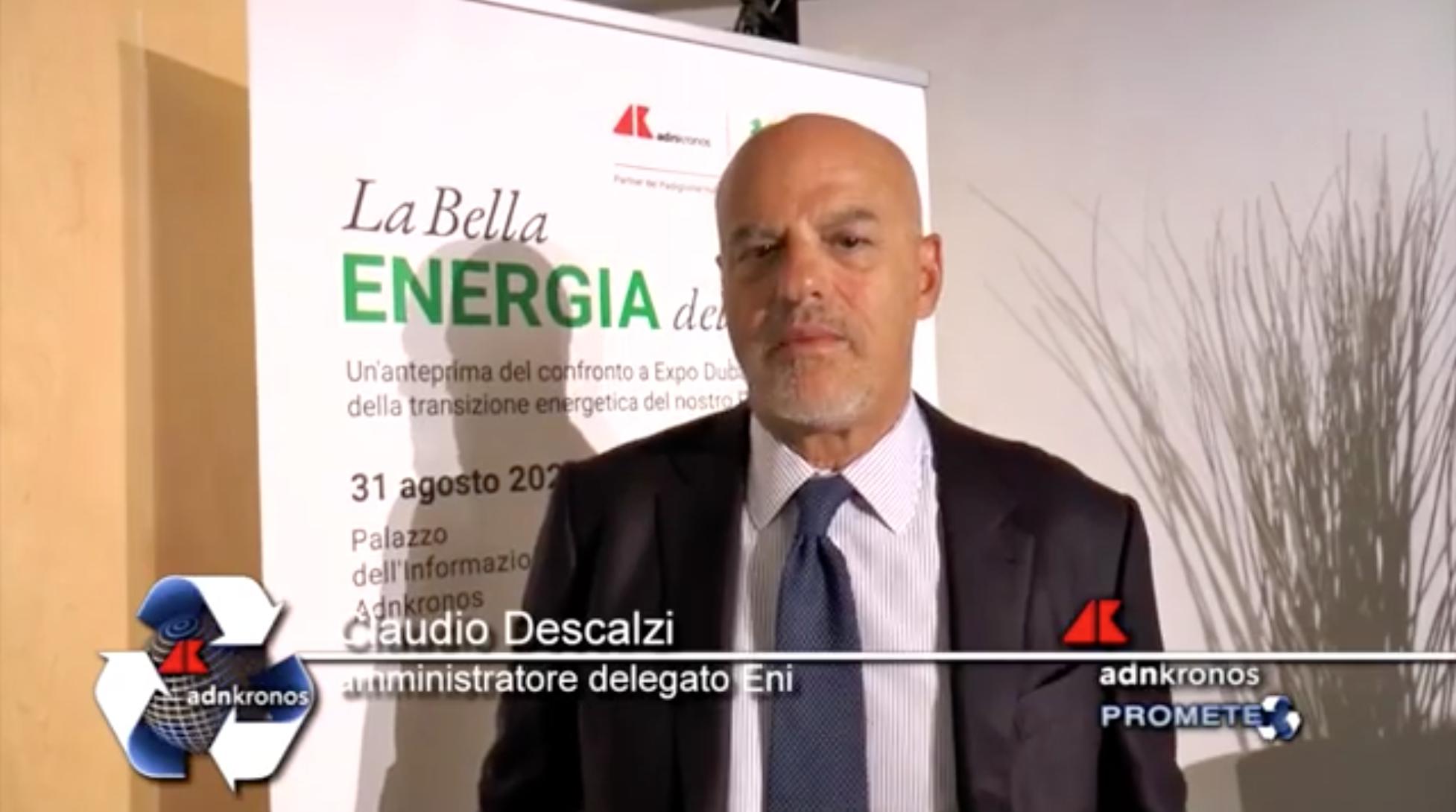 Transizione energetica, la strategia di Eni – Il Sole 24 ORE